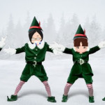 Christmas special: K-popped! Trio dances with Bi