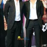 Kwon Sang-woo & Song Seung-heon promote Destiny