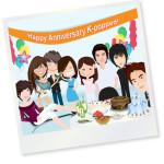 K-popped!'s 1st Anniversary
