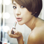 Seo In-young pouts for Maybelline Watershine