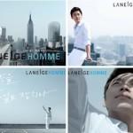 Hyun Bin's new Laneige Homme CF