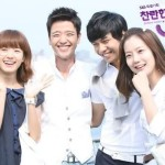 Brilliant Legacy cast on a marine outing