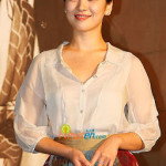 Song Hye-kyo learns Cantonese for The Grand Master