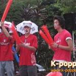 World Cup Street Cheering at Little Korea, Ampang