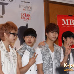 BEAST's first fan meeting Asia tour in Malaysia 2011