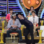 Super Junior promote Mr Simple on Strong Heart
