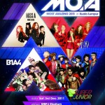 Mnet Live in Malaysia concert December 03, 2011