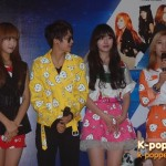 MO.A 2011 in KL: f(x) press conference