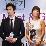 Lee Dong Wook and Kim Sun Ah in Malaysia!