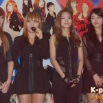 MO.A 2011 in KL: Miss A press conference