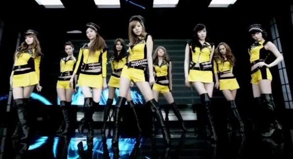 SNSD Girls Generation Mr Taxi