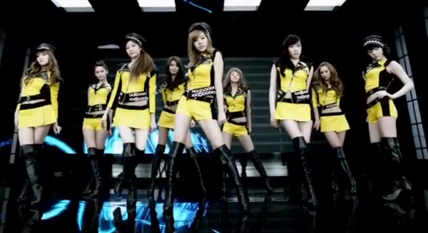 SNSD Girls Generation Mr Taxi