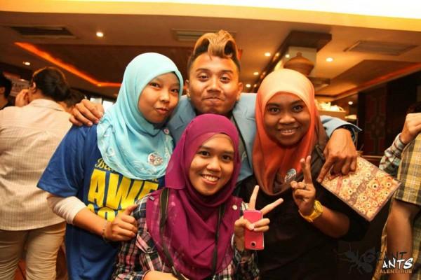 Baki Zainal Fan Meeting 2