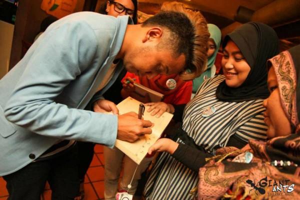 Baki Zainal Fan Meeting 3