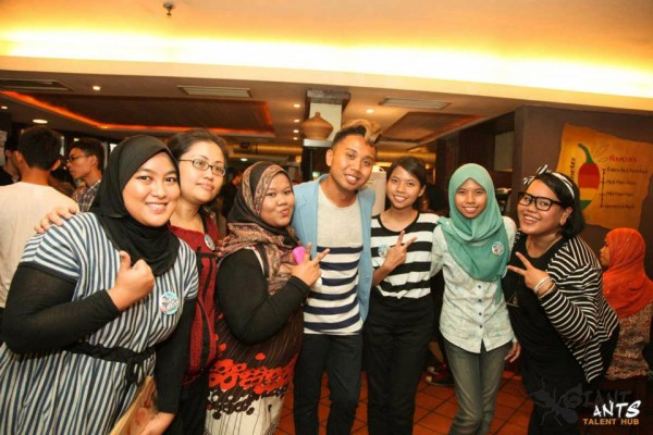 Baki Zainal Fan Meeting 4