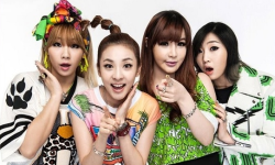 2NE1 asks you to Be Mine