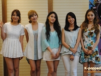 [Event Coverage] KARA MTV World Stage 2012 Interview (Press Conference)