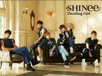 "SHINee to continue their activities in Japan with ""Dazzling Girl"""