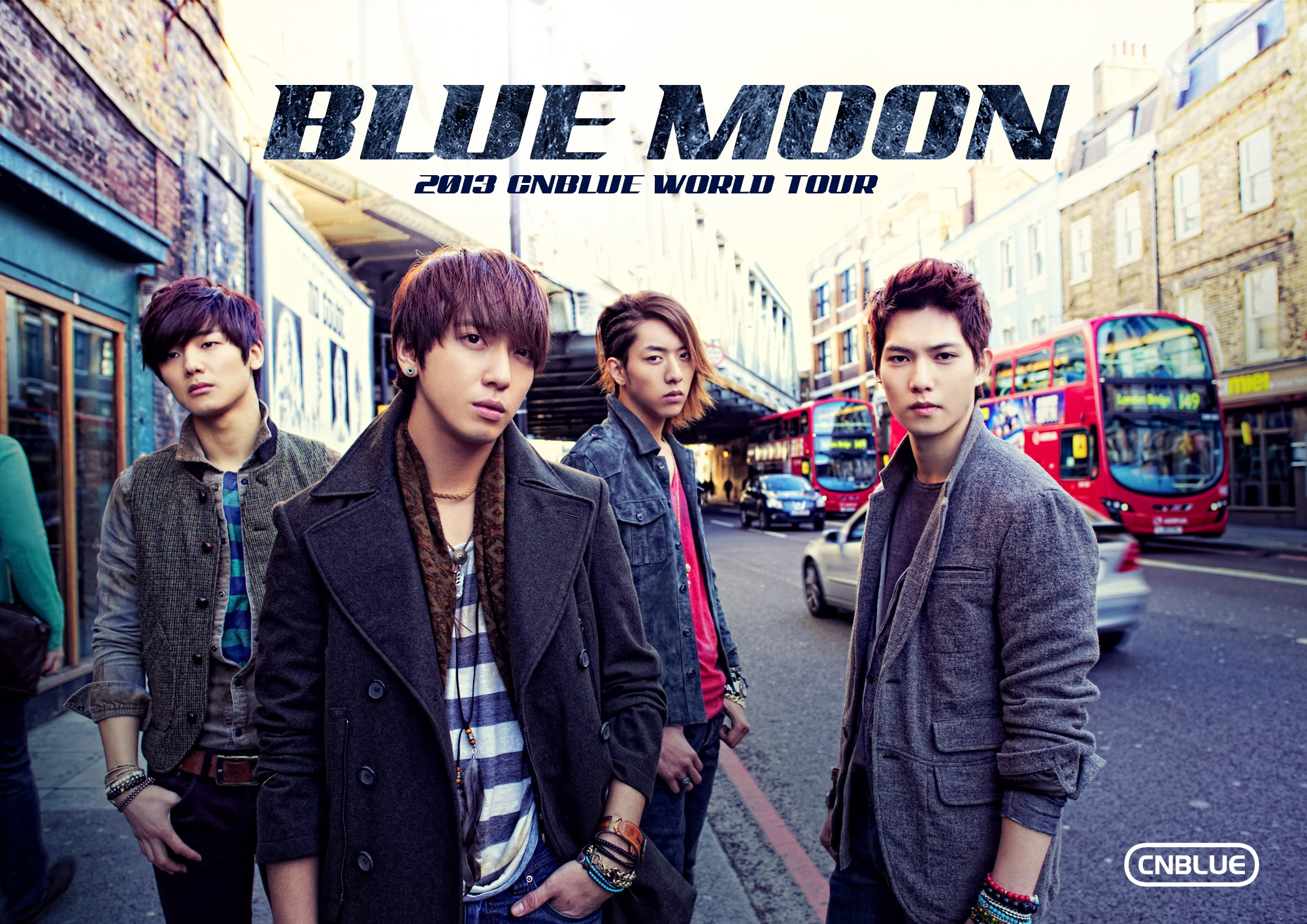 CNBLUE brings BLUE MOON concert to Malaysia