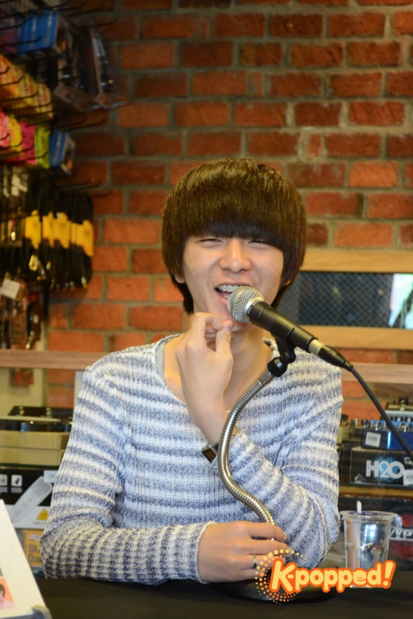 Sungha Jung in Kuala Lumpur Press Conference 3