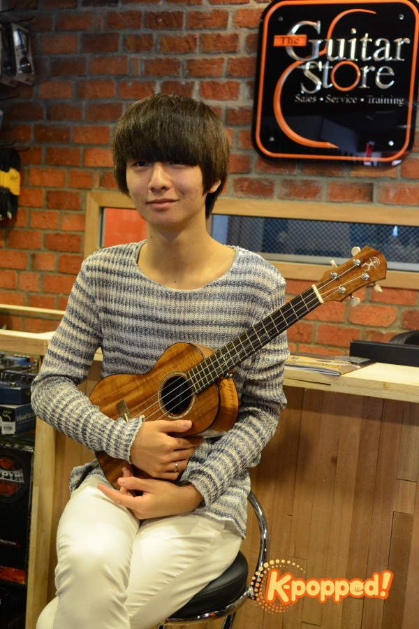 Young and talented Sungha Jung!