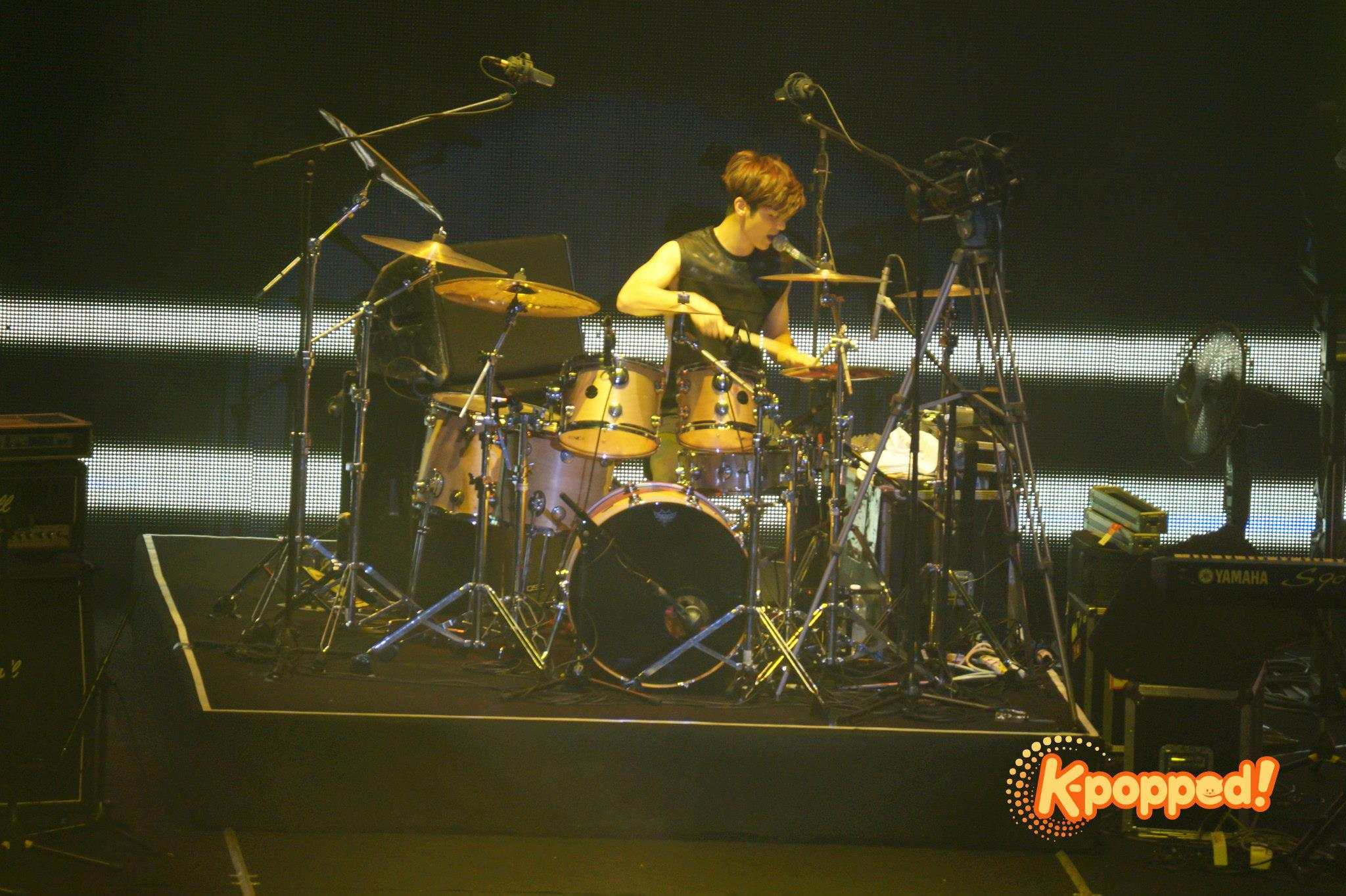 [Event Coverage] CNBLUE rocked the night at the 2013 BLUE MOON World Tour Live in Malaysia