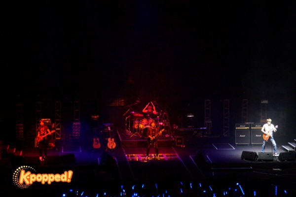 CNBLUE Blue Moon in Malaysia