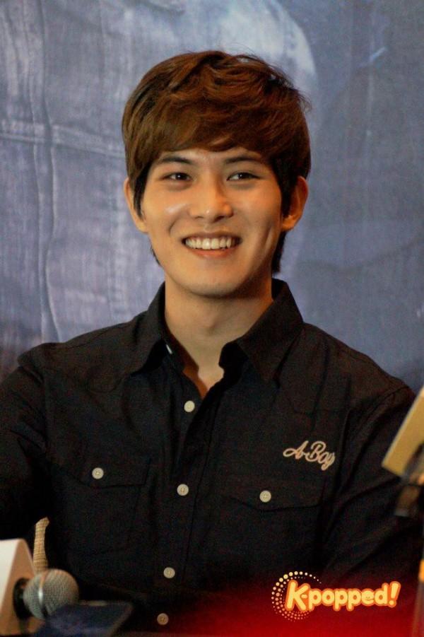 CNBLUE Jonghyun Blue Moon Malaysia Press Conference