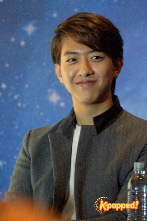 CNBLUE Jungshin Blue Moon Malaysia Press Conference