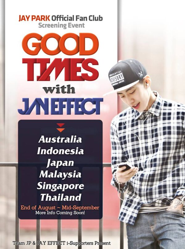 Good Times with Jay Effect Poster