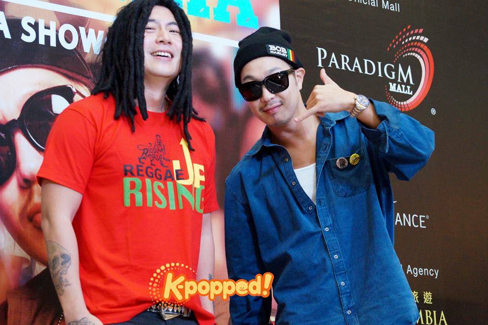 [Event Coverage] Skull and HaHa's Awesome Reggae Party of the year in Malaysia!