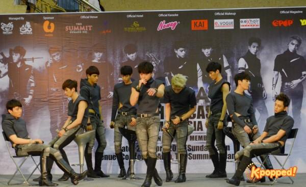 ALPHABAT showcase Malaysia