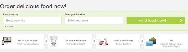 Foodpanda, your korean food delivery!