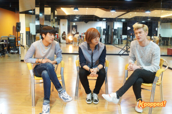 LUNAFLY interview in Seoul