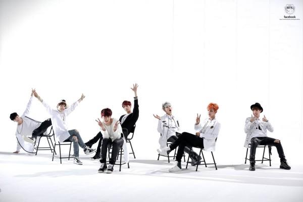 Bangtan Sonyeondan BTS Just One Day 2