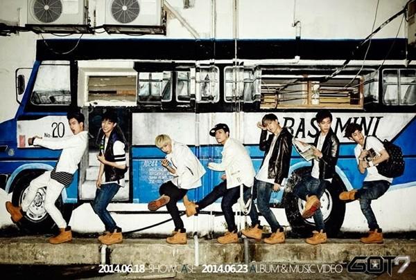 GOT7 A music video Malaysia