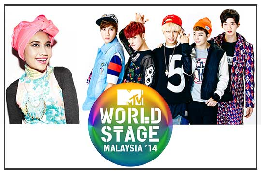 MTV World Stage Yuna Boys Republic