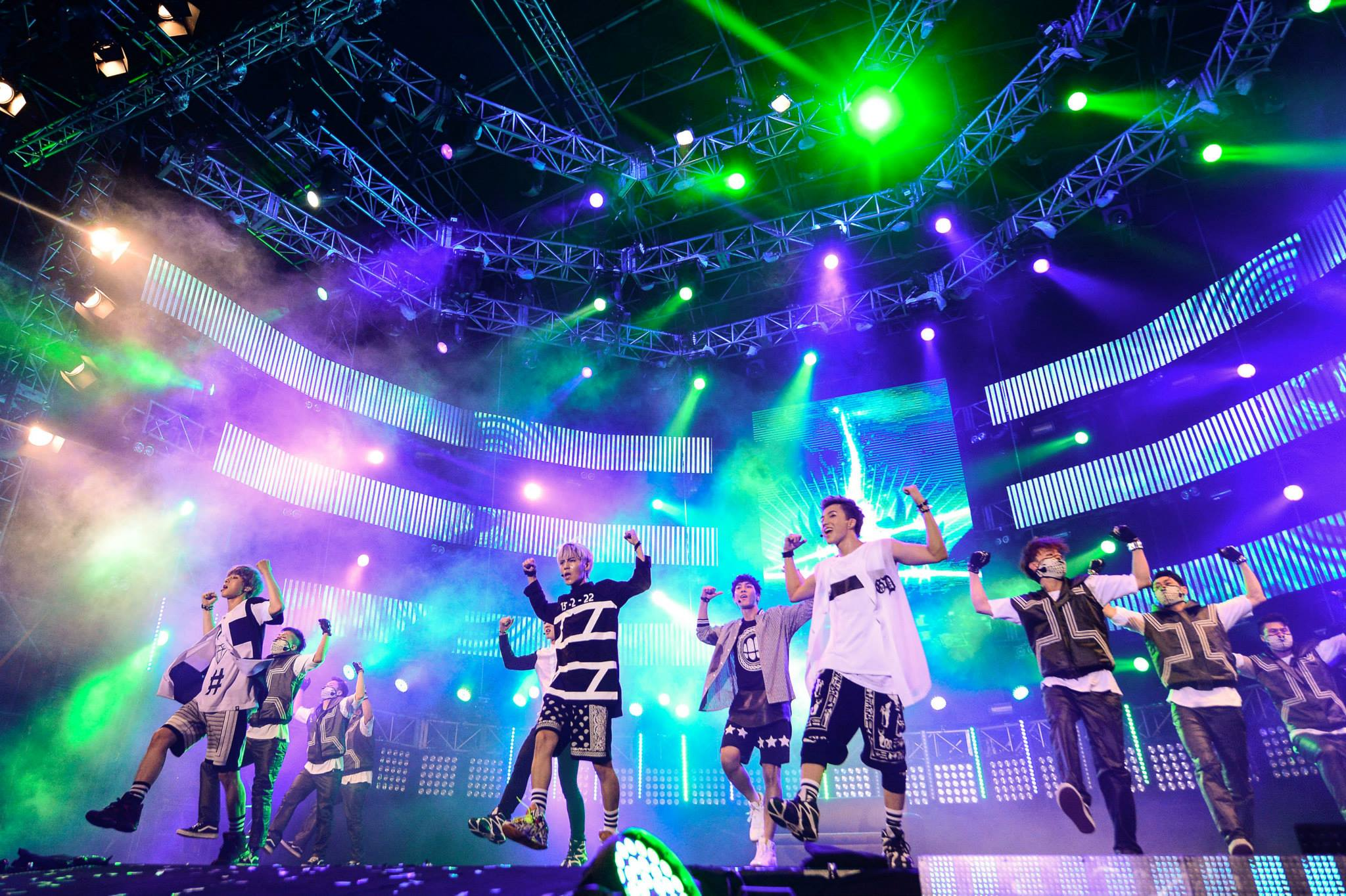 [Event Coverage] Boys Republic made their MTV World Stage ...