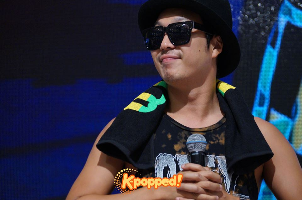 [Event Coverage] HaHa sets the crowd crazy at K-Festival 2014