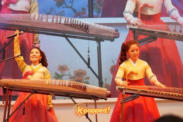 K-Festival in Malaysia Kayarang