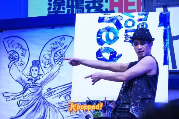 K-Festival in Malaysia Painters Hero 2