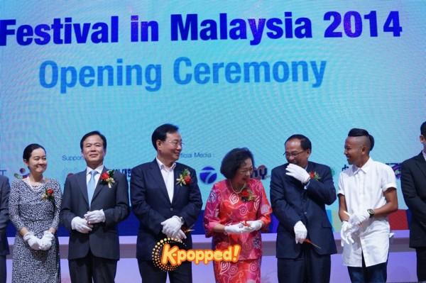K-Festival in Malaysia VIP