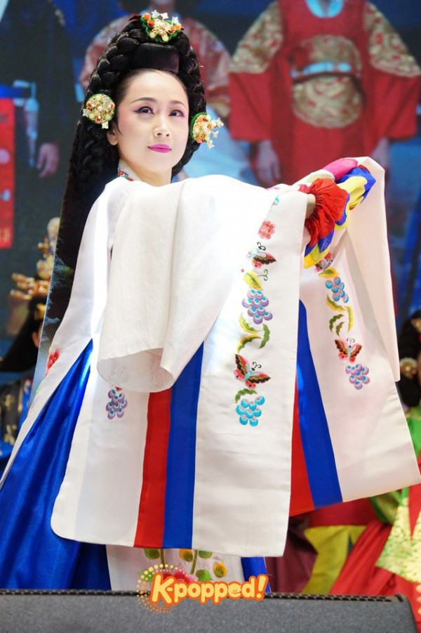 K-Festival in Malaysia fashion show