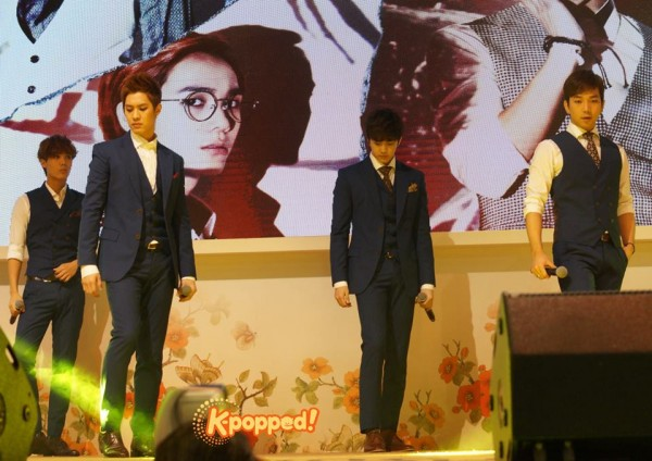 MBLAQ at K-Festival in Malaysia 2
