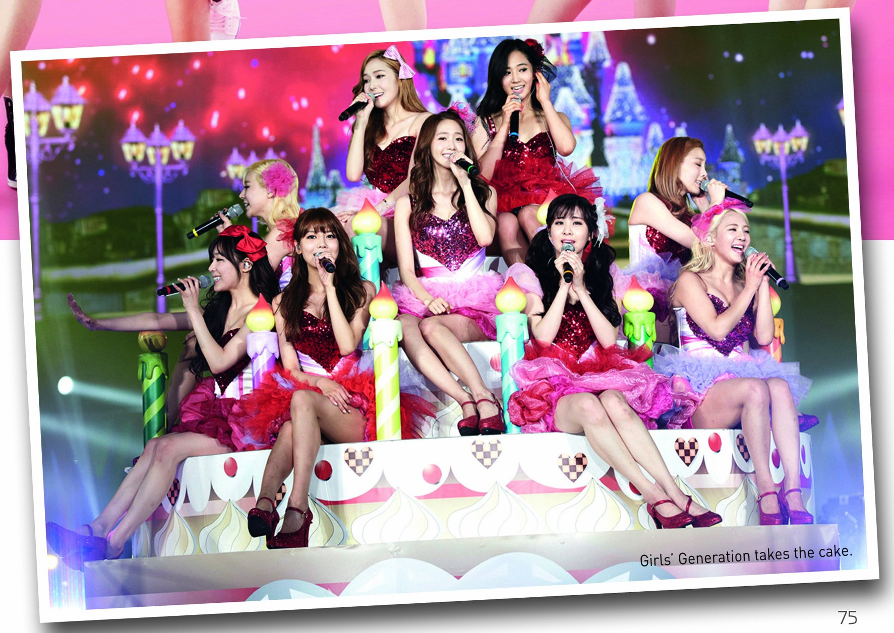 SNSD Girls Generation K-POP Now The Korean Music Revolution