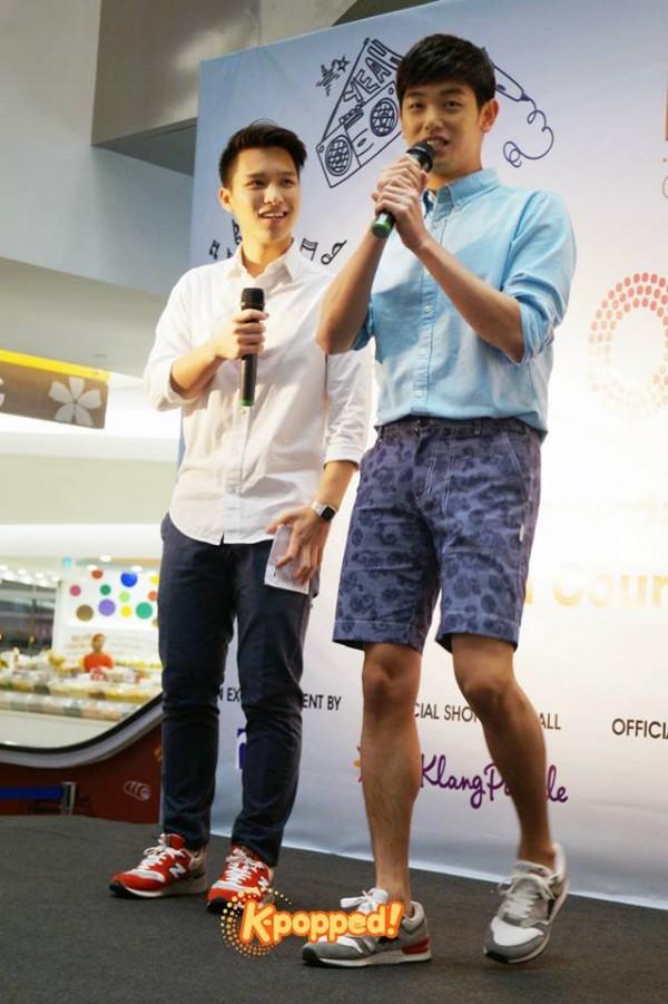 Eric Nam in Malaysia 2