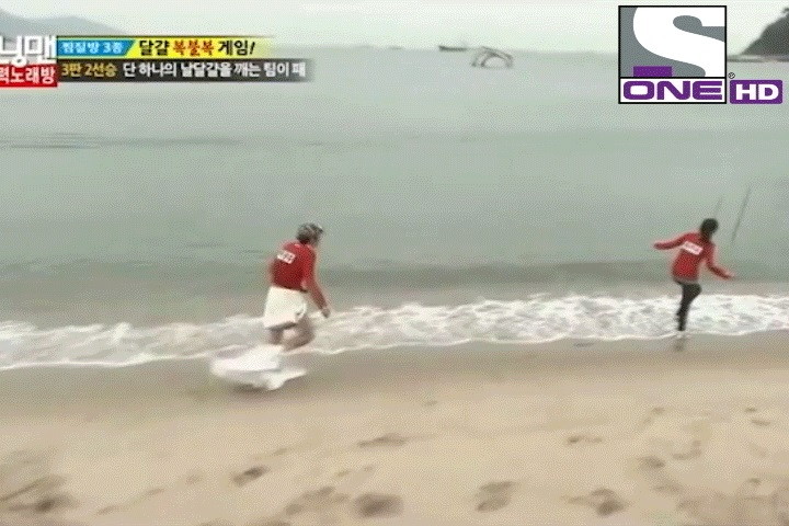 5 Unforgettable And Painful Moments on Running Man