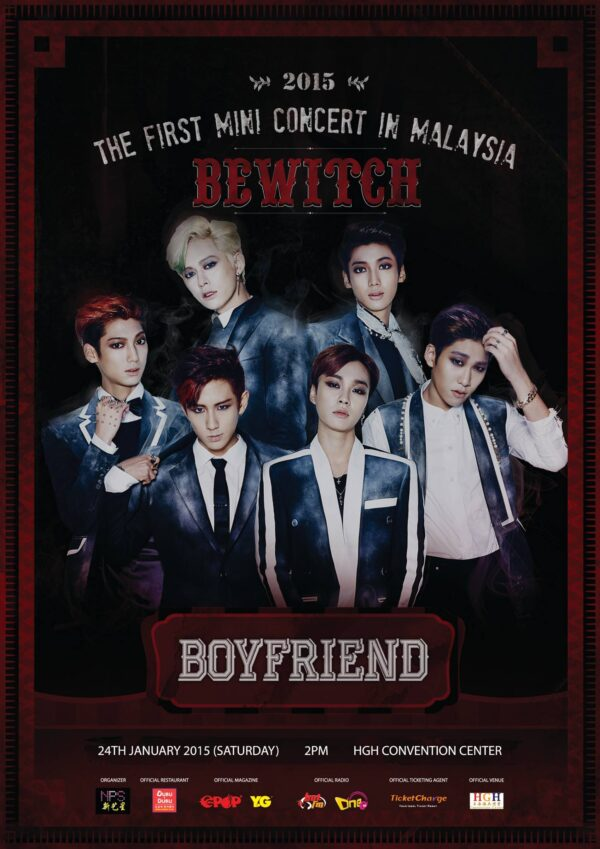 BOYFRIEND-First-Mini-Concert-in-Malaysia-Bewitch-poster