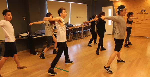 RainbowbridgeAgency Be The Kpop Artist Trainee Event 6