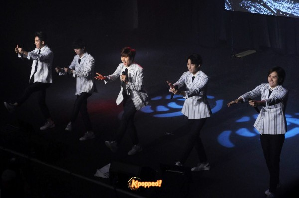 B1A4 Special Fan Meeting in Malaysia 3